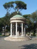 Temple of Diana (Villa Borghese)